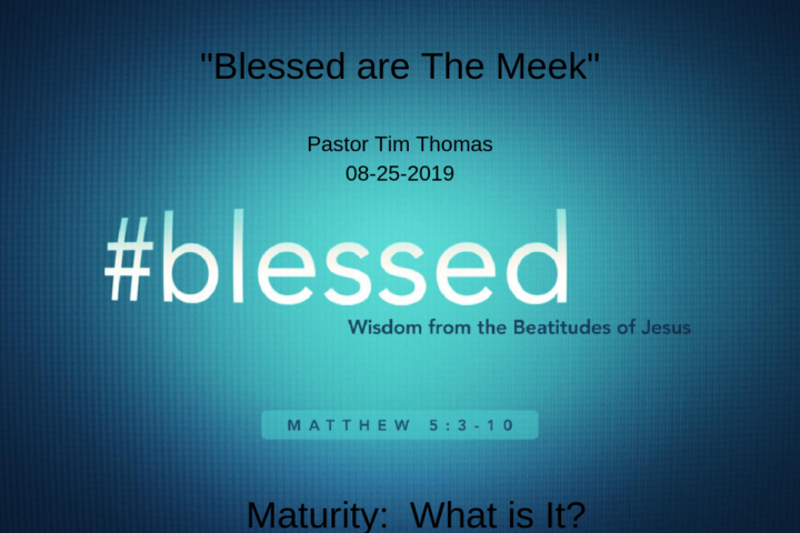 Pastor Timothy Thomas – Freedom Church, Milledgeville